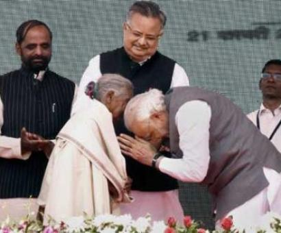 106-year-old, who became icon for Swachh Bharat campaign, dies
