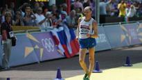 Russian race walker Sergey Kirdyapkin stripped of 2012 Olympic gold in doping scandal