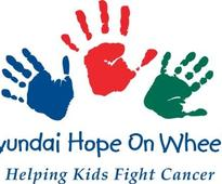 Hyundai Hope On Wheels Awards $250,000 Research Grant To St. Jude Children's Research Hospital In Honor Of National Childhood Cancer Awareness Month