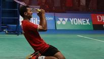 Indonesia`s Thomas Cup Team to Take on Thailand Today