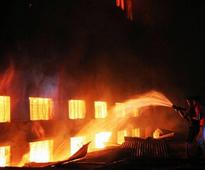 Major fire at cloth mill in Mumbai's Goregaon, no casualties reported