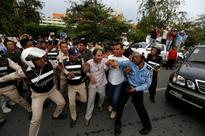 Cambodian parliament approves court action against opposition leader