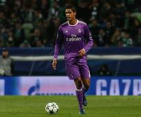 Real Madrid defender Raphael Varane's house burgled during Champions League match