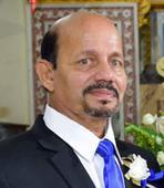 Raymond Andrade (60), Kinnimulky