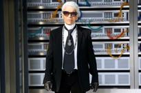 Geek, c'est chic! Chanel goes digital in Paris show (AFP)