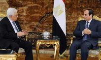 Egypt's Sisi to meet Palestine's Mahmoud Abbas in Cairo on Saturday
