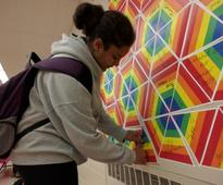Thunder Bay hIgh school students mark Ally Week to show support for LGBTG peers