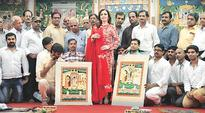 Reliance Foundation to promote Pichvai artists