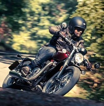 Triumph Bonneville Bobber: A bike that stands out