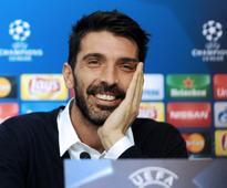 Juventus can match anyone in Europe: Buffon