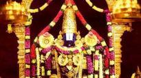 Andhra devotee offers Rs 1 crore to Lord Venkateswara in Tirumala