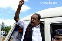 Vaiko arrested in sedition case