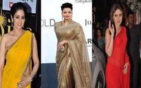 Kareena Kapoor, Aishwarya Rai, Sridevi: Who looks best in sari?