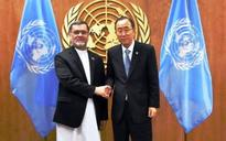 UN will Try to Attract More Aid for Afghanistan at Brussels: Ban