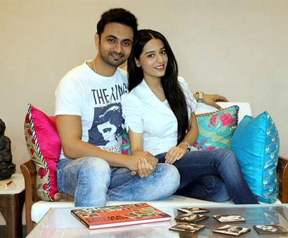 Amrita Rao marries longtime boyfriend