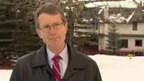 Alberta Liberal Leader David Swann shares own struggle with depression