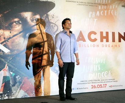 Sachin Tendulkar: 'True rockstar on & off feild'