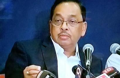 Narayan Rane floats new party