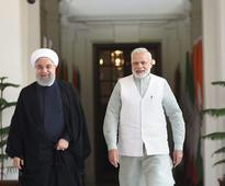 India and Iran ink nine pacts, including DTA, visa liberalisation