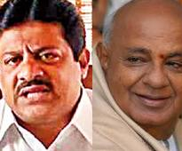 Zameer Ahmed challenges Deve Gowda, to support Congress candidates