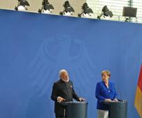 'Made for each other', says Modi during intergovernmental talks with Germany