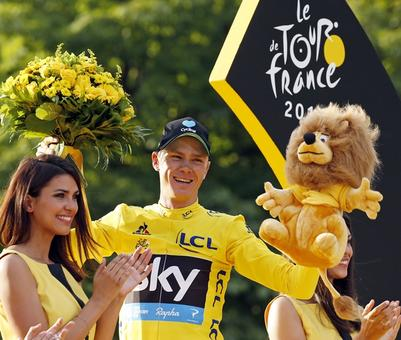 Tour de France: Froome seals great status with third title