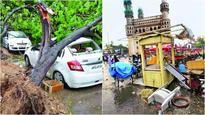 Cyclone Roanu brings plentiful rain on east coast, no relief from heat in north