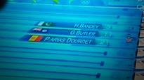 Pakistan swimmer Haris Bandey comes last in 400m freestyle Heat