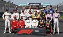 Sebastian Vettel holds off Lewis Hamilton to win Australian GP thriller