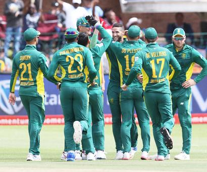 1st ODI: Parnell, Tahir shine as South Africa crush Sri Lanka