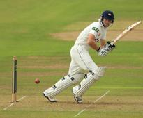 Yorkshire take control of Roses match against Lancashire
