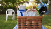France, home of the picnic, is the first country to ban plastic plates, cutlery