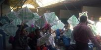 Kites to create awareness on Muslim Freedom Fighters