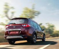Honda BR-V Compact SUV Engine Gets CVT & Paddle Shifters