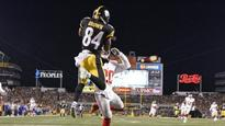 Green emerging as big-play threat for Steelers (Yahoo Sports)