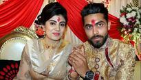 Watch: Gun shots fired at Ravindra Jadejas wedding