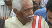 Dattatreya holds review meeting with SLBC