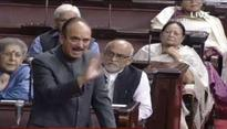 Opposition didnt call for all-India bandh, says Ghulam Nabi Azad