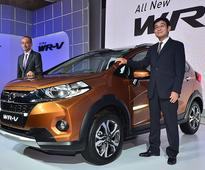 Honda enters SUV segment, launches WR-V at Rs 7.75 lakh