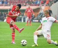 Muto scores as Mainz grabs first league win of season