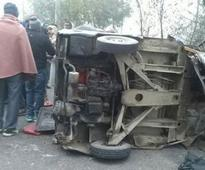 Six killed in road accident on NH-8