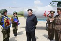 Shovels and old planes: As North Korea pursues the bomb, its military wanes