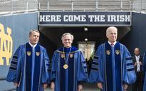 Biden, Boehner stress common good at Notre Dame