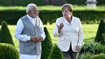 PM Modi meets Angela Merkel, Germany calls it 'bonds of a fruitful partnership'