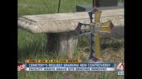 Surprising reason cemetery won't bury man's ashes
