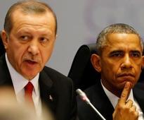 Obama to meet with Turkey's Erdogan on September 4