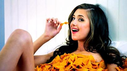 VOTE! Want low-crunch chips for women?