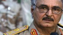 Russia turns to Libya, shows support for eastern commander
