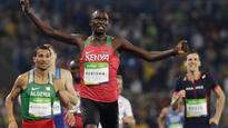 Rudisha's glory restores the faith for him and his country