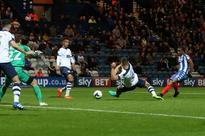 Preston 1-0 Wigan: Jordan Hugill's goal settles tight Lancashire derby
